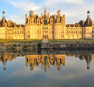 Il fiume loira è il più lungo di tutta la francia, nella sua valle