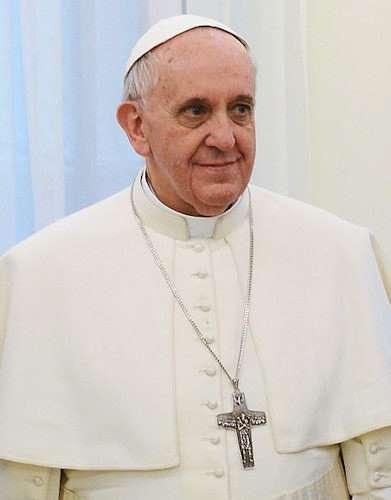 Data nascita e età di Papa Francesco