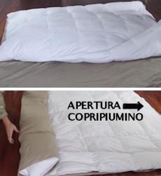 Piumino Copripiumino.Come Inserire Facilmente Il Piumino Nel Copripiumino