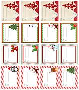 Etichette Per Regali Di Natale Da Stampare.Come Stampare Etichette Di Natale Gratis
