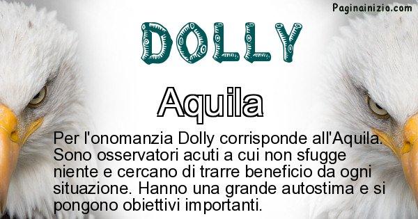 Dolly - Animale associato al nome Dolly