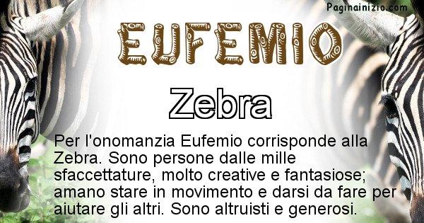 Eufemio - Animale associato al nome Eufemio
