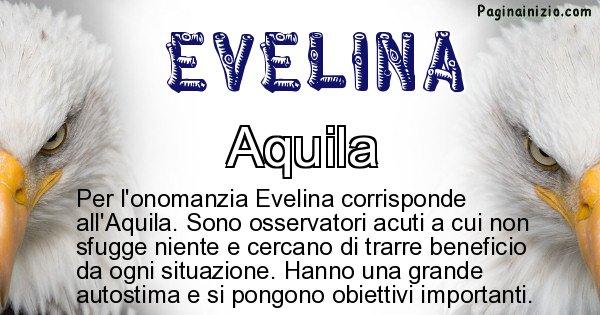 Evelina - Animale associato al nome Evelina