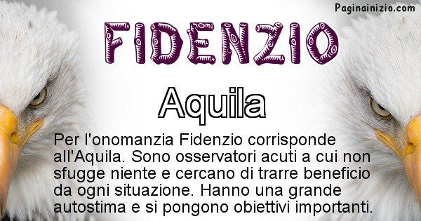 Fidenzio - Animale associato al nome Fidenzio