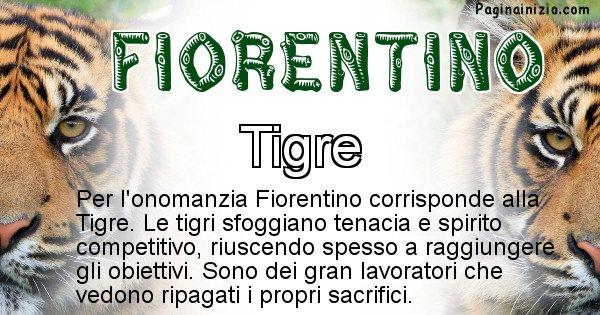 Fiorentino - Animale associato al nome Fiorentino