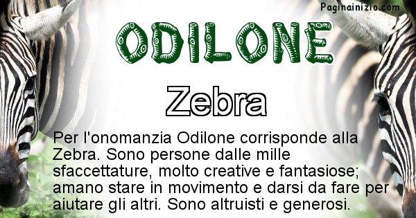 Odilone - Animale associato al nome Odilone