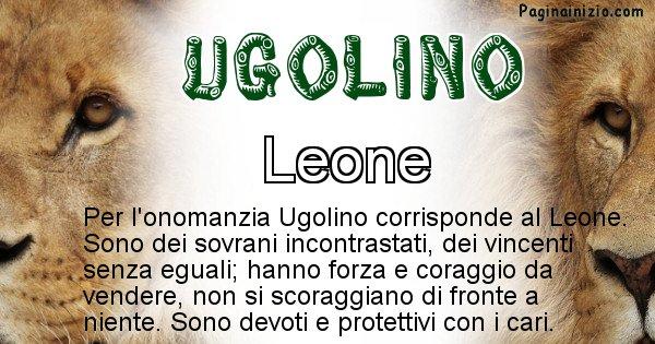 Ugolino - Animale associato al nome Ugolino