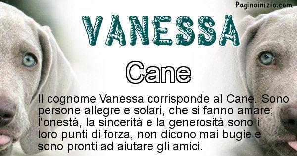 Vanessa - Scopri l'animale affine al cognome Vanessa