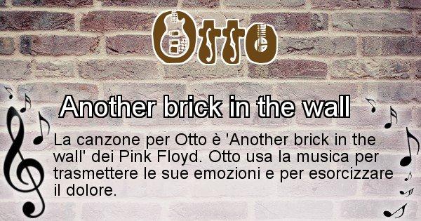 Otto - Canzone ideale per Otto