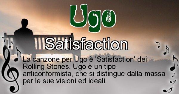 Ugo - Canzone ideale per Ugo