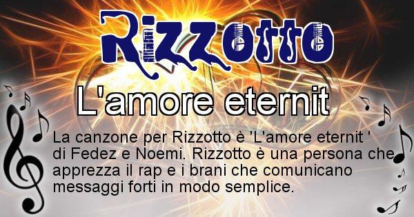 Rizzotto - Canzone del Cognome Rizzotto