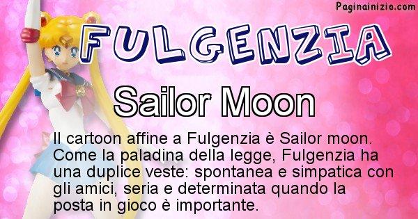 Fulgenzia - Personaggio dei cartoni associato a Fulgenzia