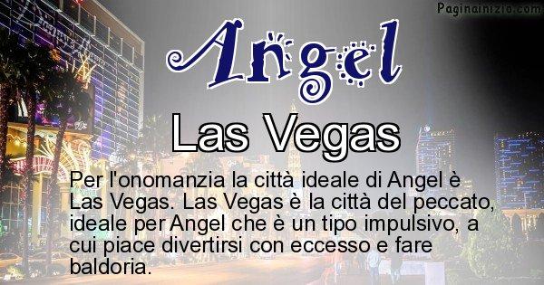 Angel - Città ideale per Angel