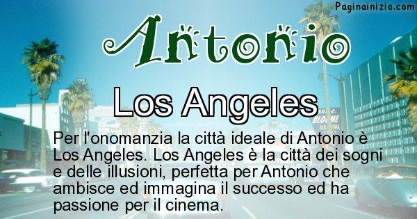 Antonio - Città ideale per Antonio