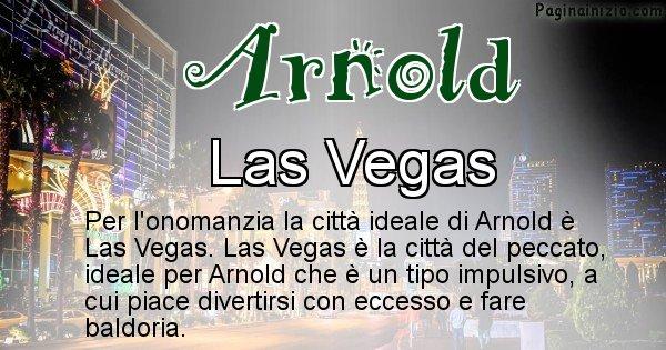 Arnold - Città ideale per Arnold