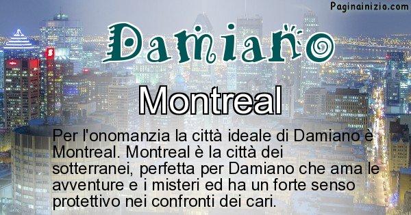 Damiano - Città ideale per Damiano