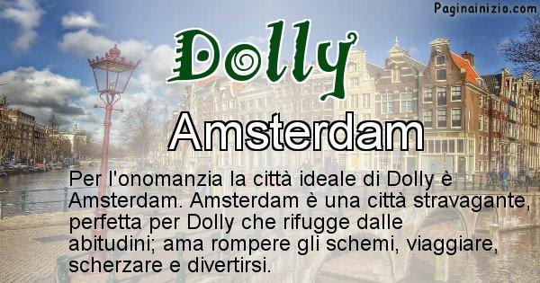 Dolly - Città ideale per Dolly