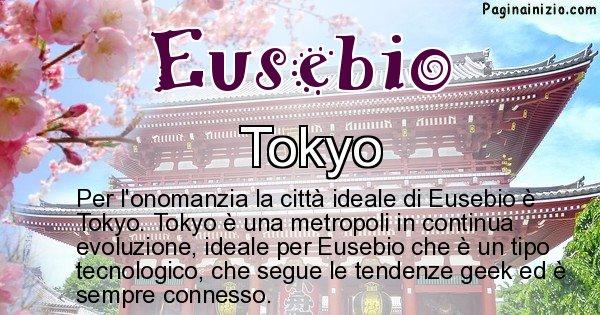 Eusebio - Città ideale per Eusebio