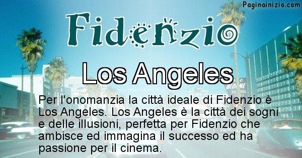 Fidenzio - Città ideale per Fidenzio