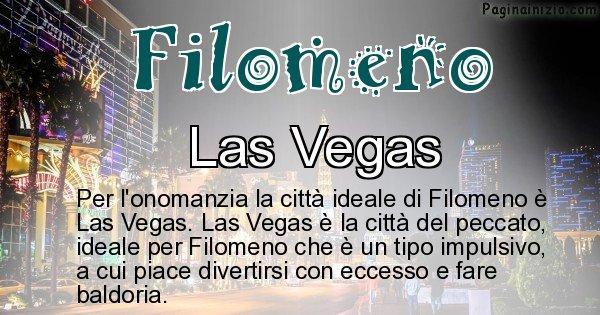 Filomeno - Città ideale per Filomeno