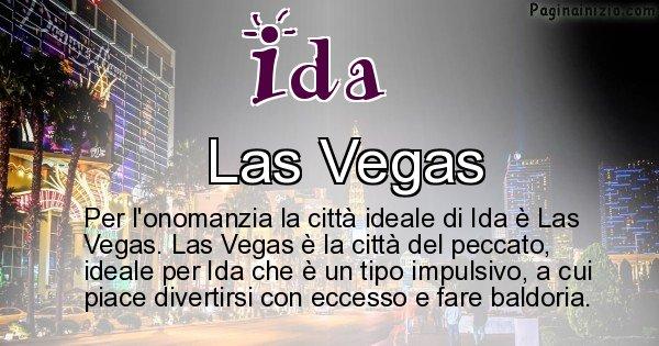 Ida - Città ideale per Ida