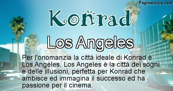 Konrad - Città ideale per Konrad