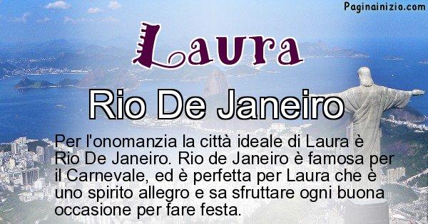 Laura - Città ideale per Laura