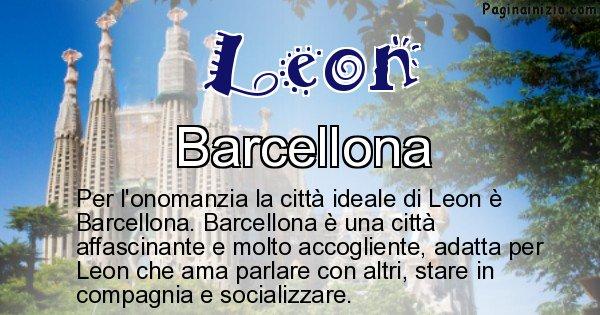 Leon - Città ideale per Leon