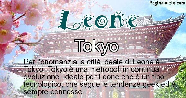 Leone - Città ideale per Leone