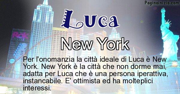 Luca - Città ideale per Luca
