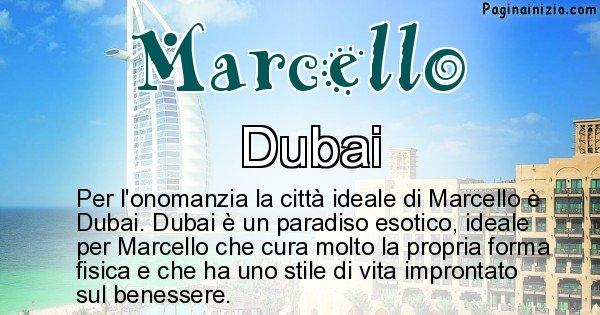 Marcello - Città ideale per Marcello