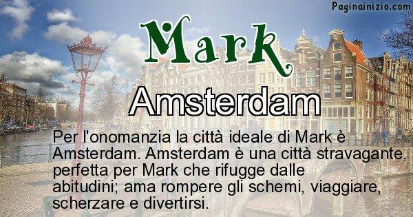 Mark - Città ideale per Mark