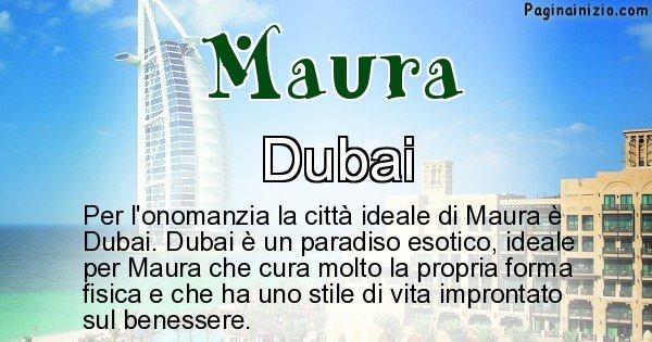 Maura - Città ideale per Maura