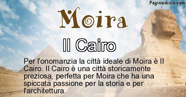 Moira - Città ideale per Moira