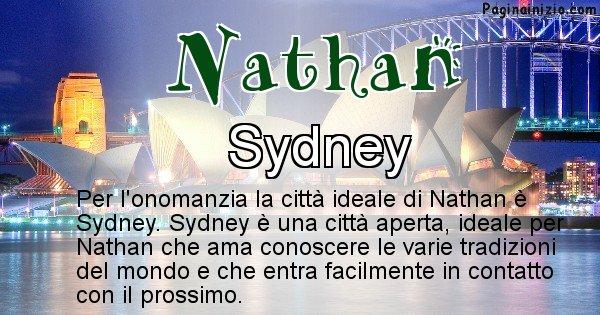 Nathan - Città ideale per Nathan