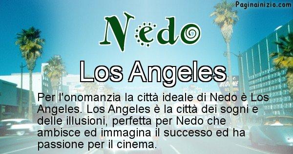 Nedo - Città ideale per Nedo