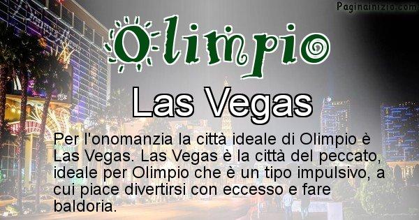 Olimpio - Città ideale per Olimpio