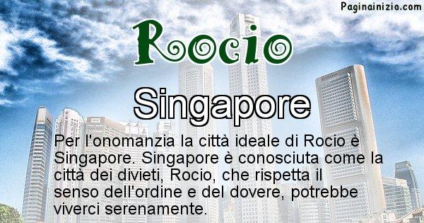 Rocio - Città ideale per Rocio