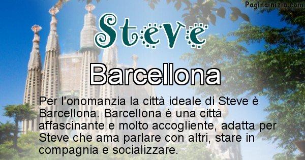 Steve - Città ideale per Steve