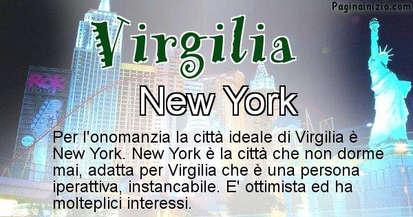 Virgilia - Città ideale per Virgilia