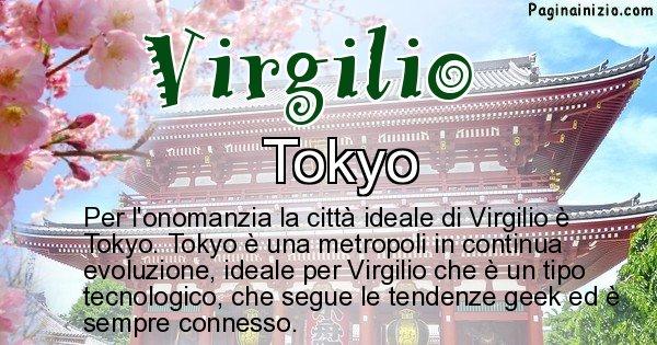 Virgilio - Città ideale per Virgilio