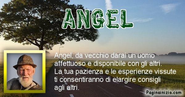 Angel - Come sarai da vecchio Angel