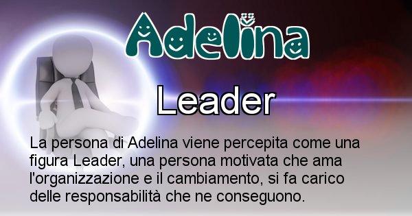 Adelina - Come appari agli altri Adelina