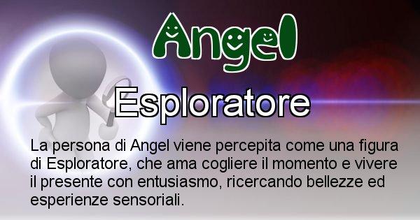 Angel - Come appari agli altri Angel