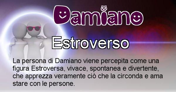 Damiano - Come appari agli altri Damiano