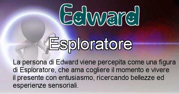 Edward - Come appari agli altri Edward