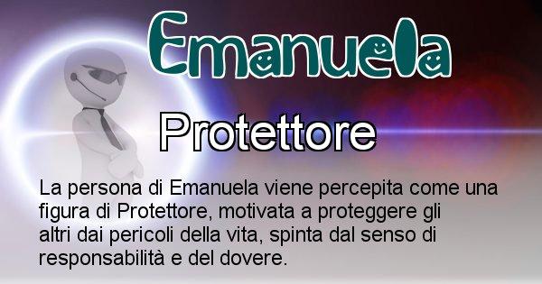 Emanuela - Come appari agli altri Emanuela