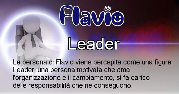 Flavio - Come appari agli altri Flavio