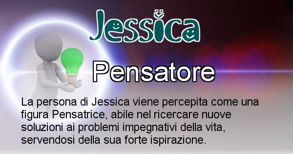 Jessica - Come appari agli altri Jessica