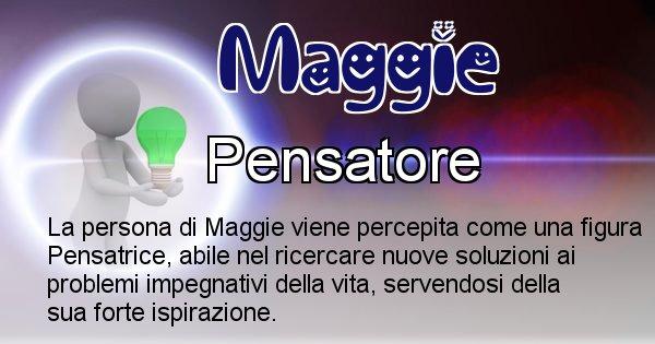 Maggie - Come appari agli altri Maggie